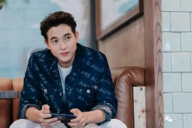 我发现惹泰国最帅的男孩纸!!三胖Jamesji